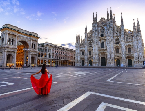 Milan: city of the future